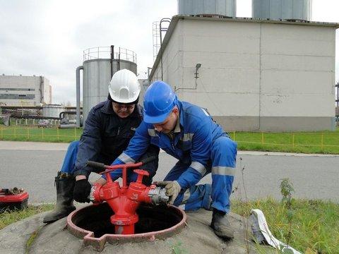 Проверка и обслуживание систем противопожарного водоснабжения