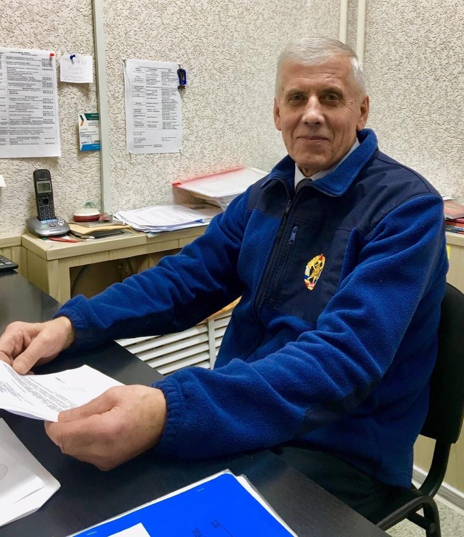 Клапша Валерий Николаевич