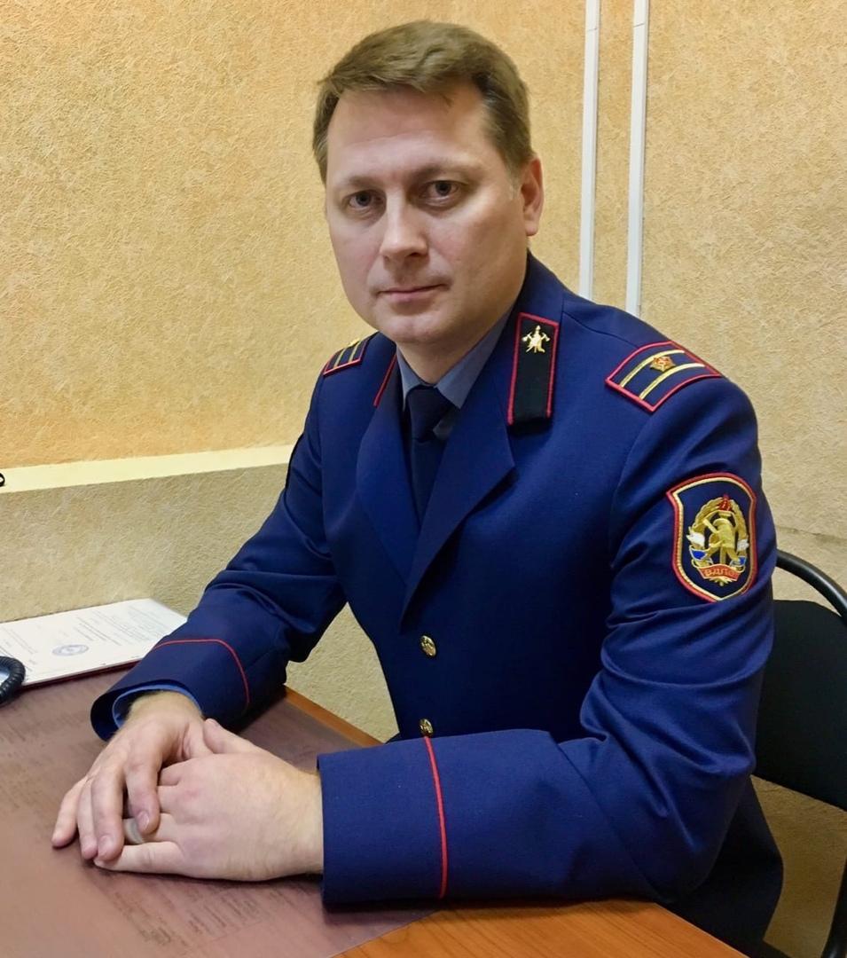 Новиков Игорь Владимирович
