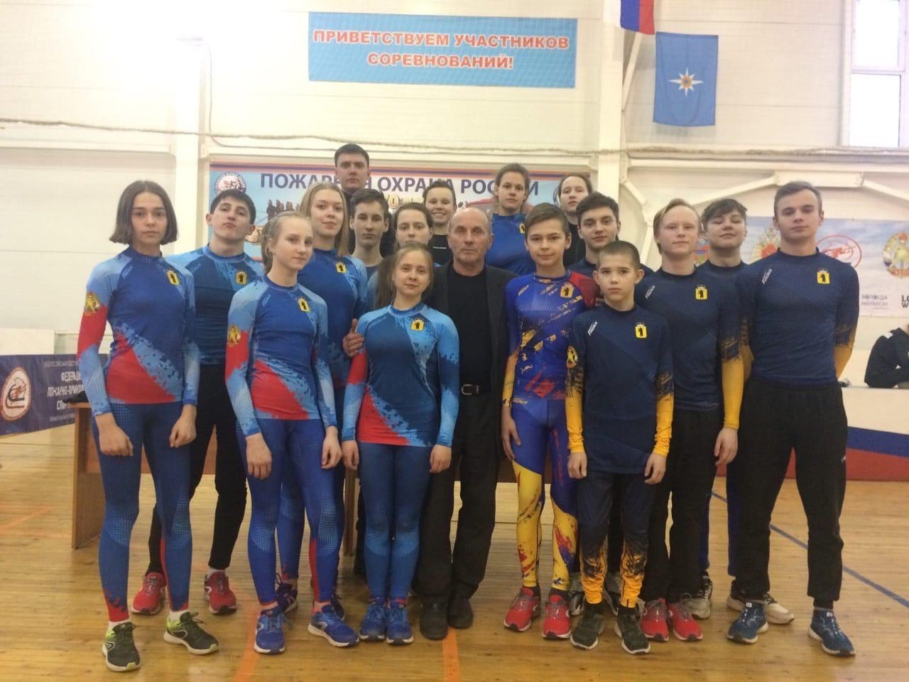 Всероссийские соревнования по пожарно-спасательному спорту «Кубок МЧС России»