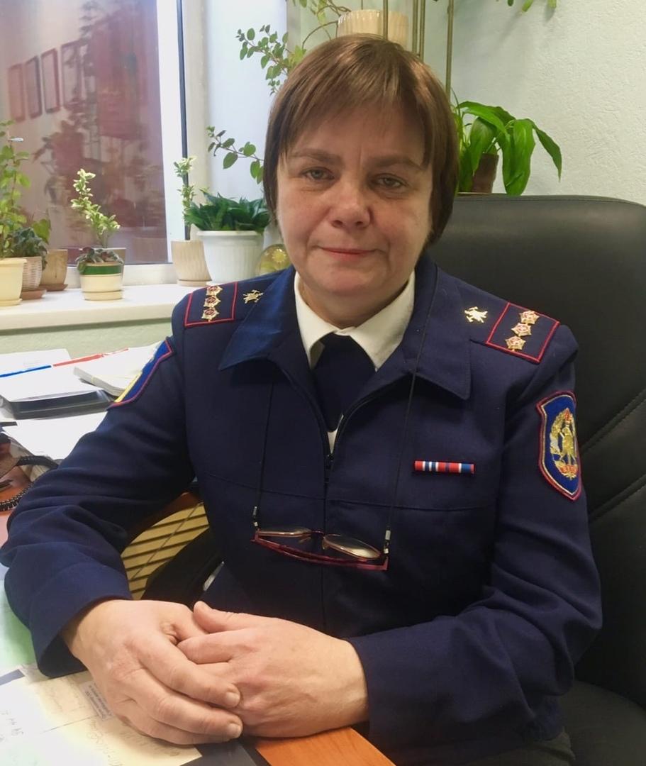 Титова Юлия Владимировна
